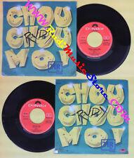 LP 45 7'' RUDY Chou chou moi Ah ah ah 1987 italy POLYDOR 885 890-7 no cd mc dvd*