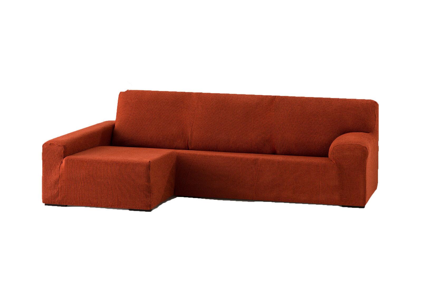 Funda de sofas chaise longue bielástica Dorian  Eysa derecha o izquierda calidad