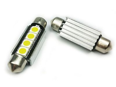Festoon Canbus 44mm 42mm SV8,5 C10W 264 SMD LED CAN-BUS interior Car Bulbs WHITE