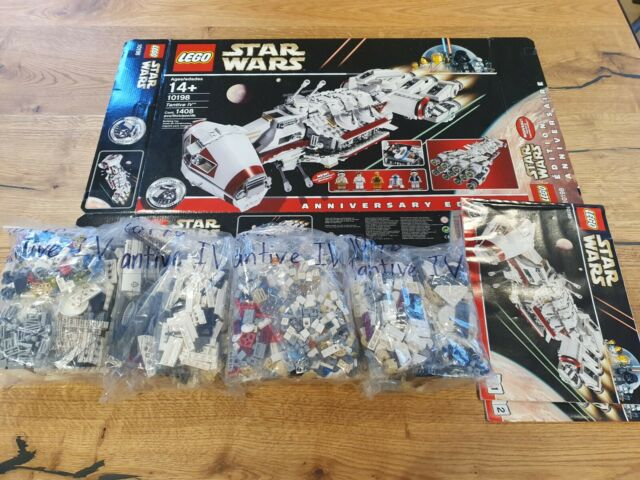 LEGO Star Wars 10198 Tantive IV Anniversary Ed - NEW No minifigs - Pickup 3143