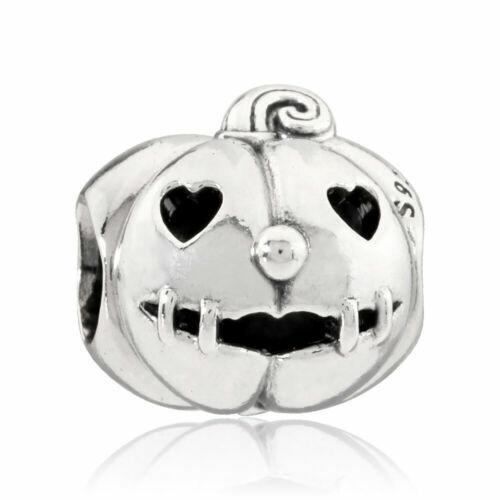 c297ab18195fb Authentic PANDORA Charm Silver Sweet Pumpkin 797596 Halloween Fun for sale  online | eBay