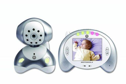 Motorola MBP35 digitales Babyphone 3,5 Zoll Farbdisplay Nachtsichtkamera C35