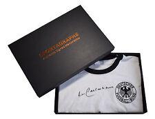 Franz Beckenbauer SIGNED 1974 Germany Retro Shirt Autograph 1974 Gift Box COA
