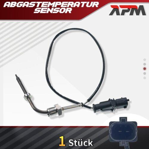 Abgastemperatursensor nach RPF für Fiat Sedici FY Suzuki SX4 EY GY 1.9L Diesel