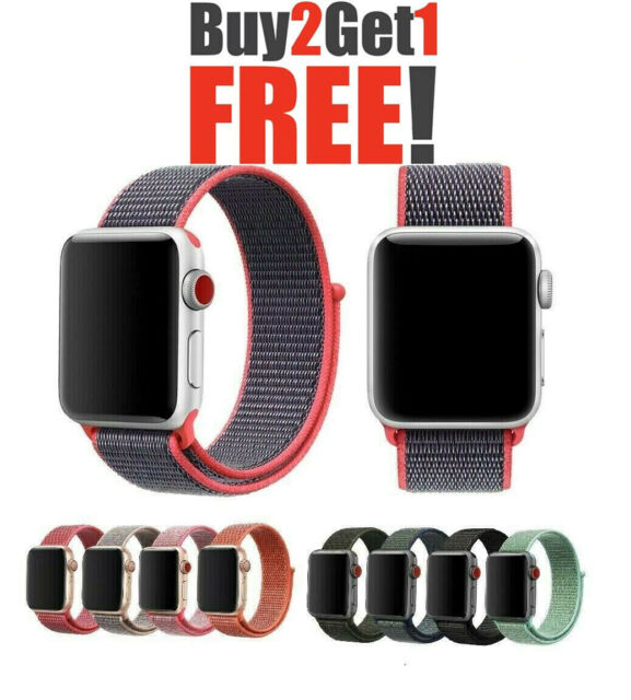 Incase Nylon Nato Band For Apple Watch 42mm For Sale Online Ebay