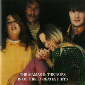 THE-MAMAS-amp-THE-PAPAS-16-Of-Their-Greatest-Hits-Original-CD-1986-new