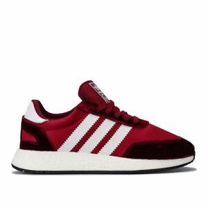 Femmes-Adidas-Originals-I-5923-Retro-Running-Inspire-Baskets-en-rouge