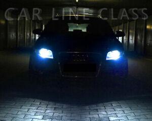 2x Ampoule Xénon D1S pour Audi A3 8p Couleur 6000k