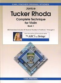 Amical Complete Technique For Violin Book 1 Tucker Rhoda-afficher Le Titre D'origine
