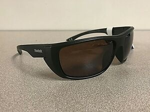 a6186c1d71b New Reebok Mens  Cycling Golf Wrap Sport Polarized Lens Sunglasses ...