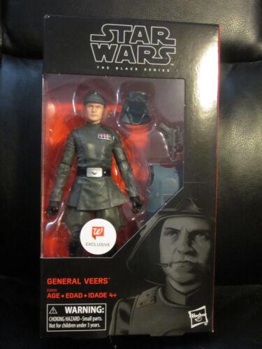"""Star Wars Black Series 6/"""" Inch General Veers Walgreens Exclusive ESB Sealed"""
