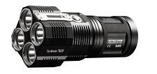 Lampe torche Nitecore TM28 Quadray rechargeable - 6000 lumens police armée