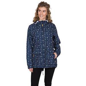Trespass-Womens-Wind-Jacket-Longline-Waterproof-Hooded-Coat-For-Ladies