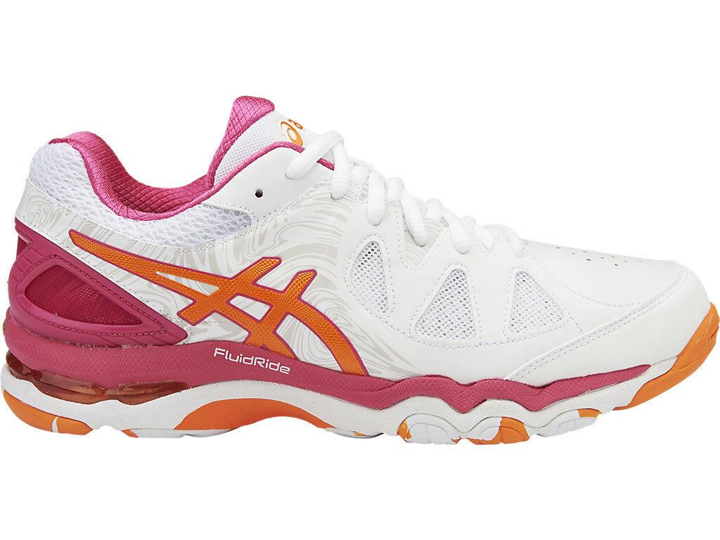 Bona Fide Fide Fide Asics Gel Netburner Super 7 Womens Fit Netball shoes (B) (0109) 19e628