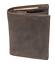 Indexbild 2 - RFID-NFC-Geldboerse-Kombiboerse-Naturleder-Brieftasche-Geldbeutel-Bueffelleder