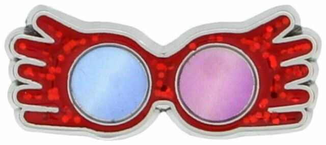 Harry Potter -Pin -Luna Lovegood - couleur rouge  NEUF SOUS EMBALLAGE