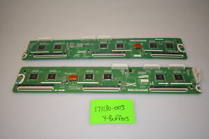 SAMSUNG-PN60F5300BF-Y-BUFFERS-LJ41-10373A-LJ41-10374A