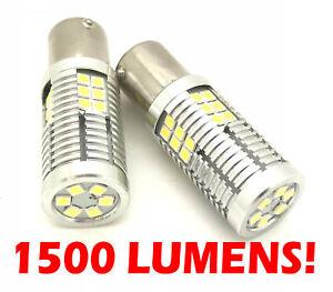 Alta-potencia-Luz-Reversa-incandescentes-30-LED-CANBUS-382-P21W-Para-Skoda-Favorit-89-94