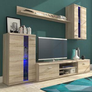 anbauwand rebe wohnwand gro e farbausw hl wohnzimmer set. Black Bedroom Furniture Sets. Home Design Ideas