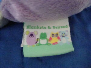 """Blankets and Beyond mouse 9"""" Plush"""