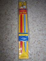 Lion Brand Kid's Size 15 Knitting Needles - 10 For Kids Craft Supplies