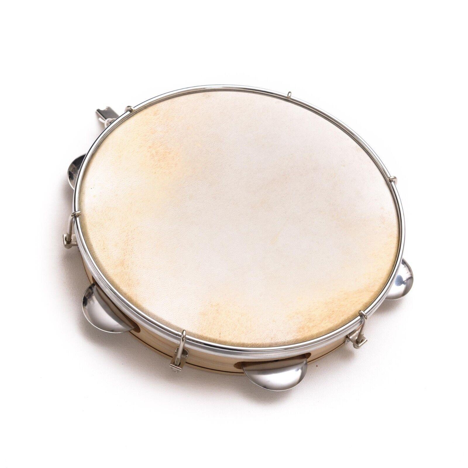 Capoeira pelle Pandeiro Tamburo Tamburello Samba Brasile Musica Strumento