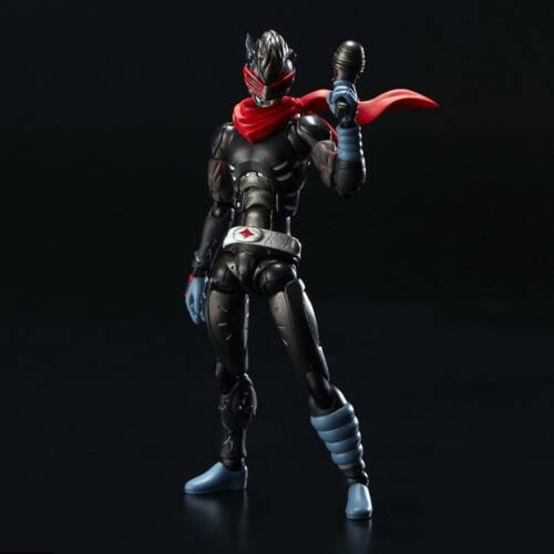 synth 1//12 Scale Action Figure Cyclone en Stock 1000 Toys x RealxHead nextman Nu