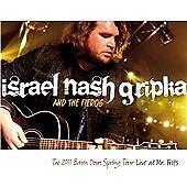 Israel Nash Gripka – 2011 Barn Doors Spring Tour, Live In Holland CD NEW SEALED