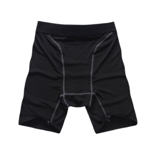Compression Base Layer Armour Thermal Shorts Under Skins Sports Gym Pants Mens