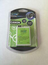 Digital Energy Canon LP-E8 Ultra High Capacity Camera Battery Rebel T2 and More