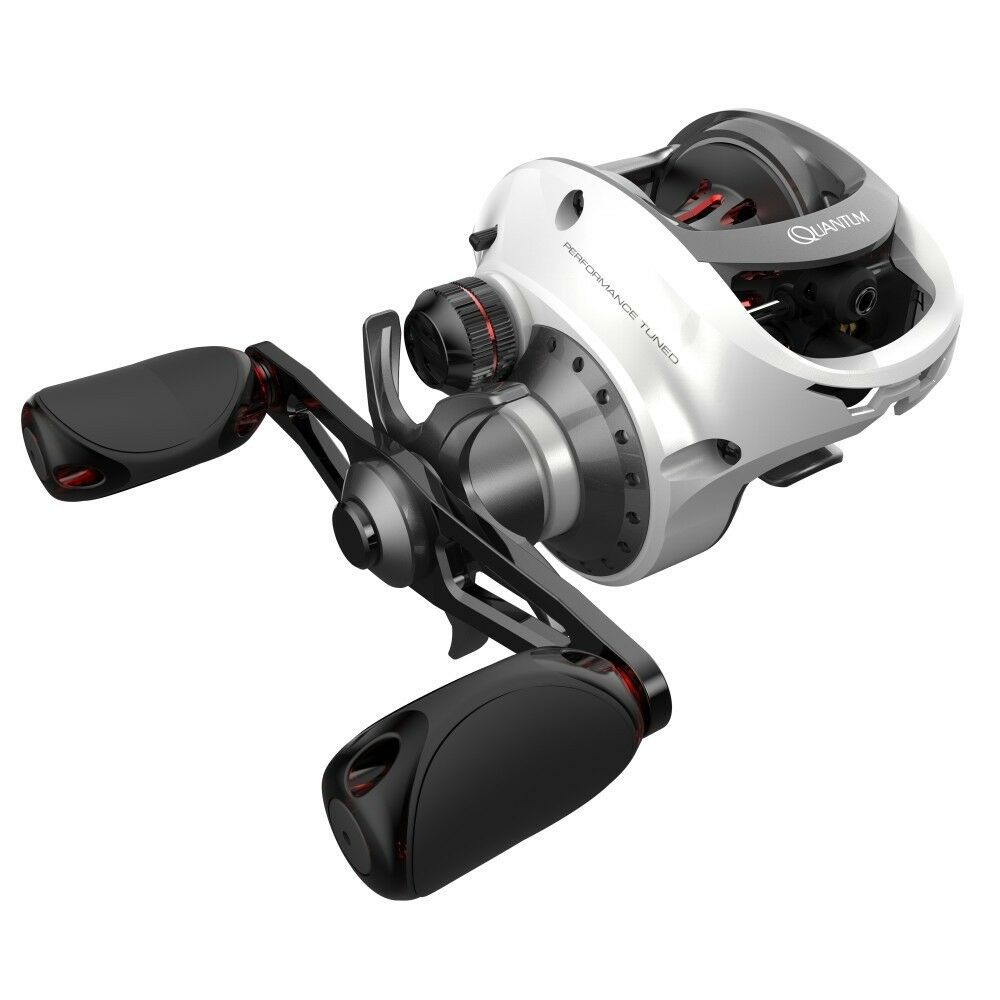 Quantum Accurist S3 PT Casting Reel 6.3 1 Left Hand AT101SPT
