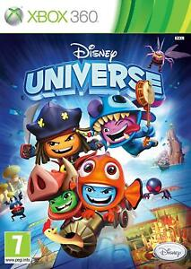 Disney-Universe-PAL-Game-for-Xbox-360-Action-amp-Adventure-Game-for-Kids-New