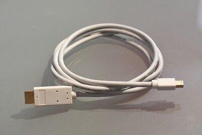 1,60m Kabel Mini Displayport Zu Hdmi Adapter Für Apple Mac Book Von Hama Einfach Zu Reparieren