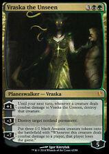Vraska the Unseen FOIL x 1 DD (NM) MTG
