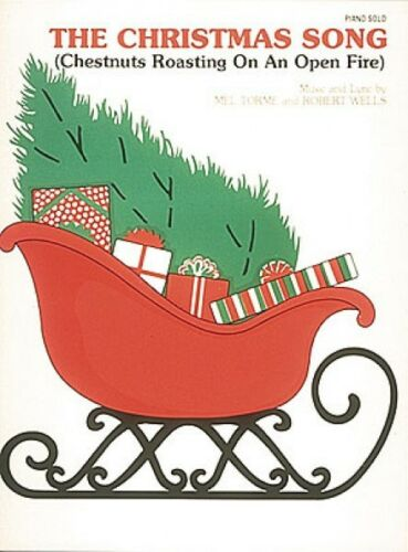 Solo Piano 000380382 The Christmas Song Chestnuts Roasting on an Open Fire