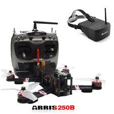 ARRIS X-Speed 250B V3 RC FPV Racing Drone Quad RTF + Eachine EV800 FPV Goggles