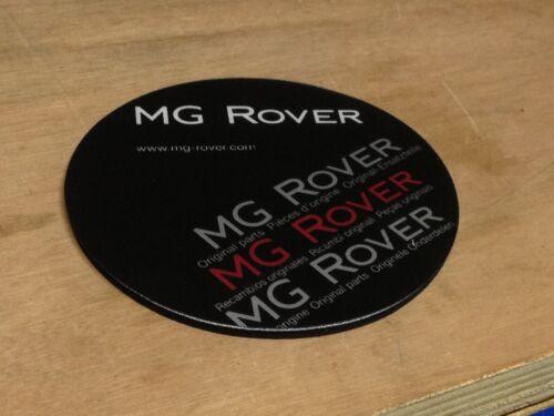 Genuine MG Rover Logo tasse ou Mug mat coaster x2 mini ZR ZS ZT MGF ft 25 75