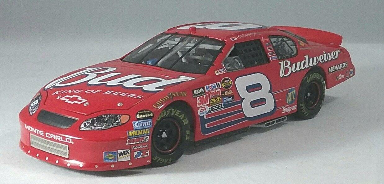 2005 DALE EARNHARDT JR  BUDWEISER 1 24 BY ACTION NASCAR 36269