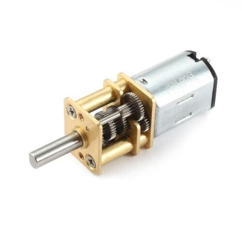 3X RX TF DC 6V 15RPM Miniatur Getriebemotor Mini Getriebemotor P4X8