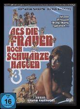 DVD ALS DIE FRAUEN NOCH SCHWÄNZE HATTEN 3 - KULTFILM DER 80er *** NEU ***