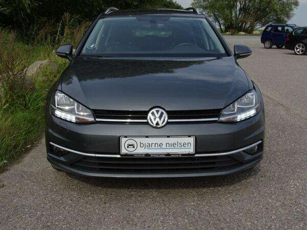 VW Golf VII 1,5 TSi 150 Highl. Variant DSG - billede 1