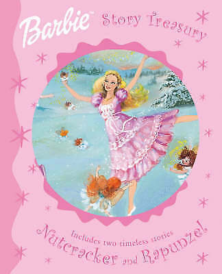 , Barbie Story Treasury, Excellent Book