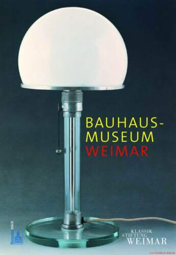 Fachbuch Bauhaus-Museum Weimar Kunstsammlungen zu Weimar interessantes Buch