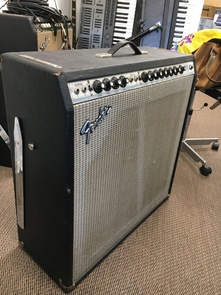 Guitarforstærker, Fender Super Reverb, 40 W