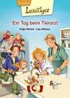 Lesetiger. Ein Tag beim Tierarzt von Katja Richert (2014, Gebundene Ausgabe)