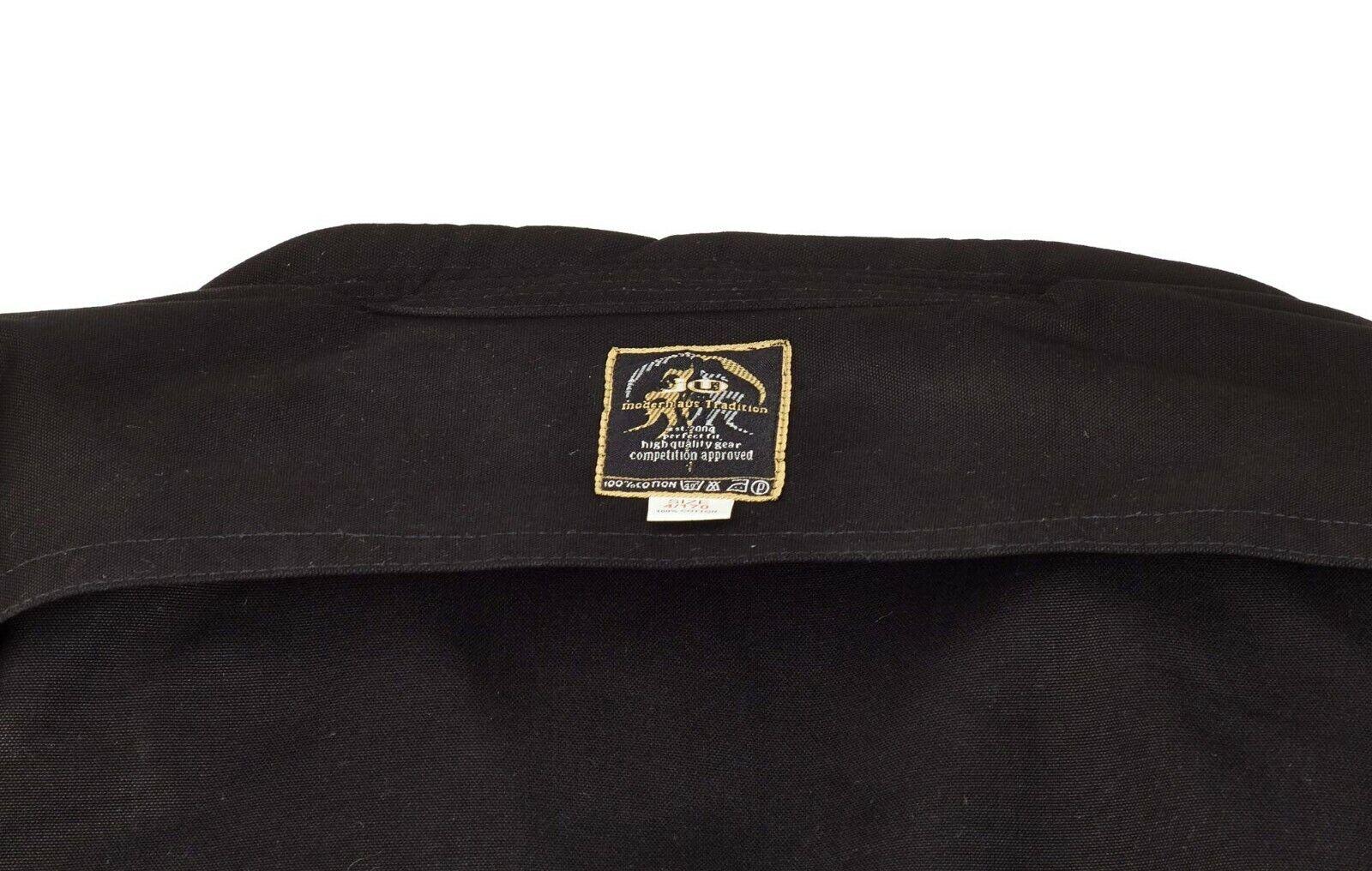 Ju-Jutsu Anzug  Tenno Classic Classic Classic  schwarz - Ju-Jutsu Gi - JiuJitsu -  Jiu-Jitsu b43255