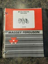 Massey Ferguson Tractor Parts Book Catalog Manual Mf 294 4