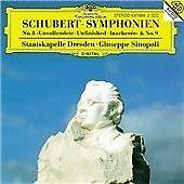 1 of 1 - Franz Schubert - Schubert: Symphonien Nos. 8 & 9 (1993)