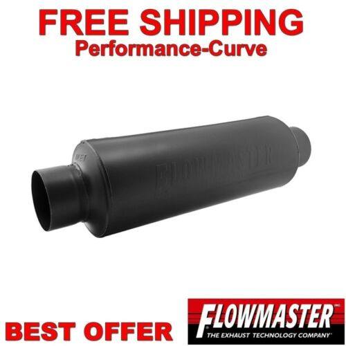 "Flowmaster Hushpower Pro Series Muffler 3/"" 13016100"