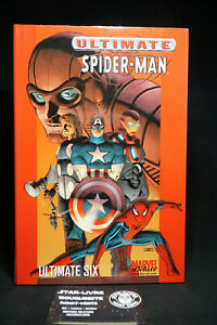 Marvel-Deluxe-Panini-Ultimate-Spider-man-5-Ultimate-Six-Bendis